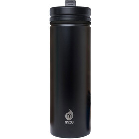MIZU M9 Borraccia con tappo e cannuccia 900ml, enduro black